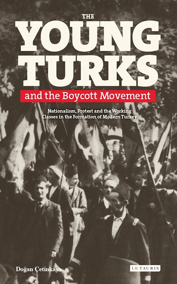 The Young Turks and the Boycott Movement cover