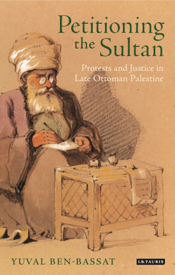 Petitioning the Sultan cover