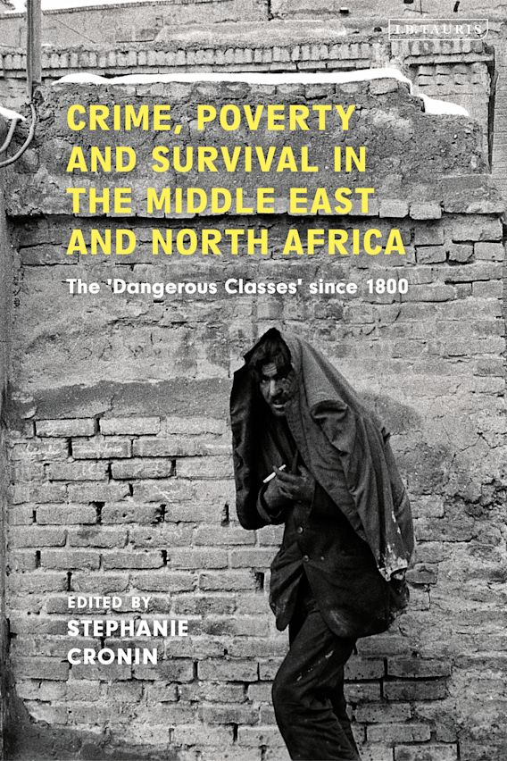 Crime, Poverty and Survival in the Middle East and North Africa cover