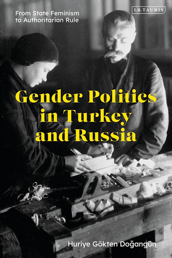 Gender Politics in Turkey and Russia cover