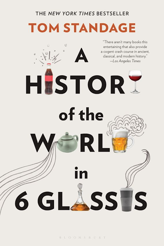 A History of the World in 6 Glasses cover