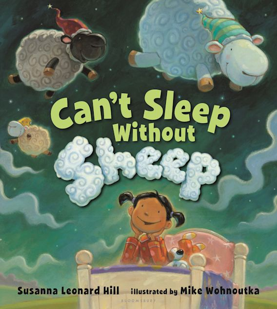 Can't Sleep Without Sheep cover