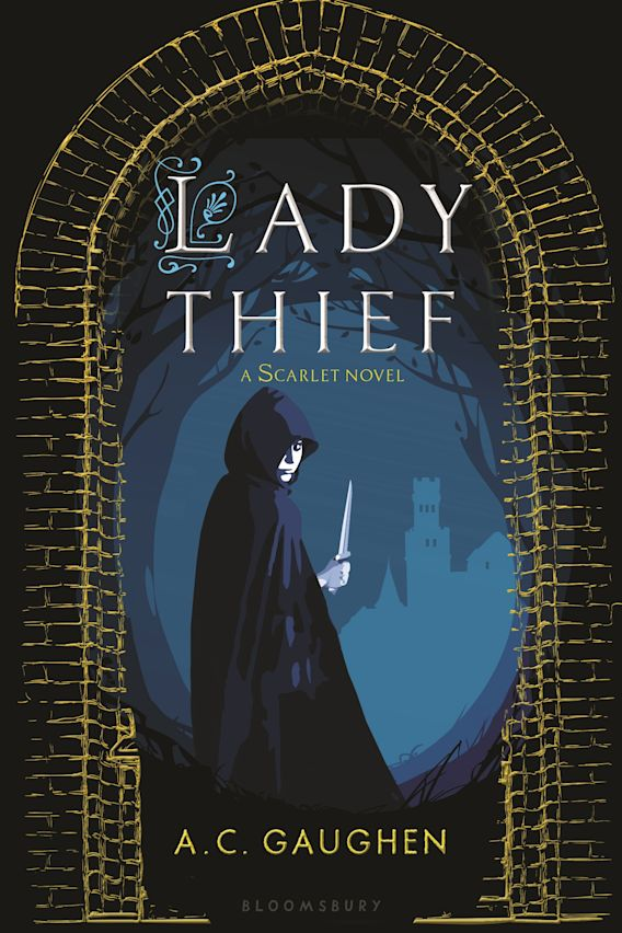 Lady Thief cover