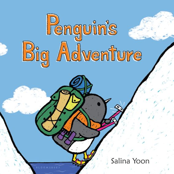 Penguin's Big Adventure cover