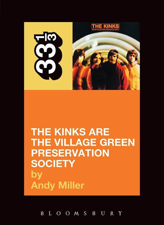 The Kinks' The Kinks Are the Village Green Preservation Society cover