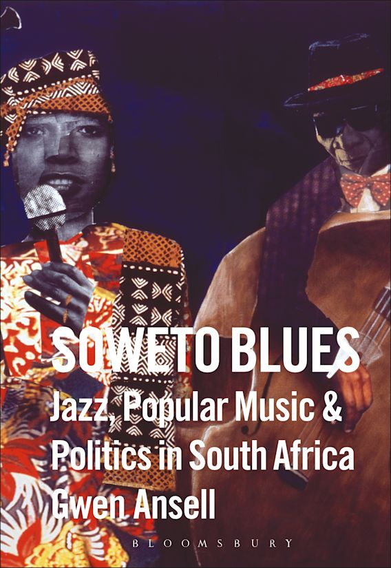 Soweto Blues cover