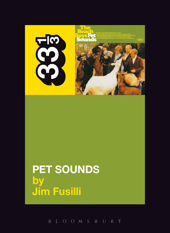 The Beach Boys' Pet Sounds cover