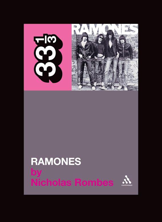 The Ramones' Ramones cover