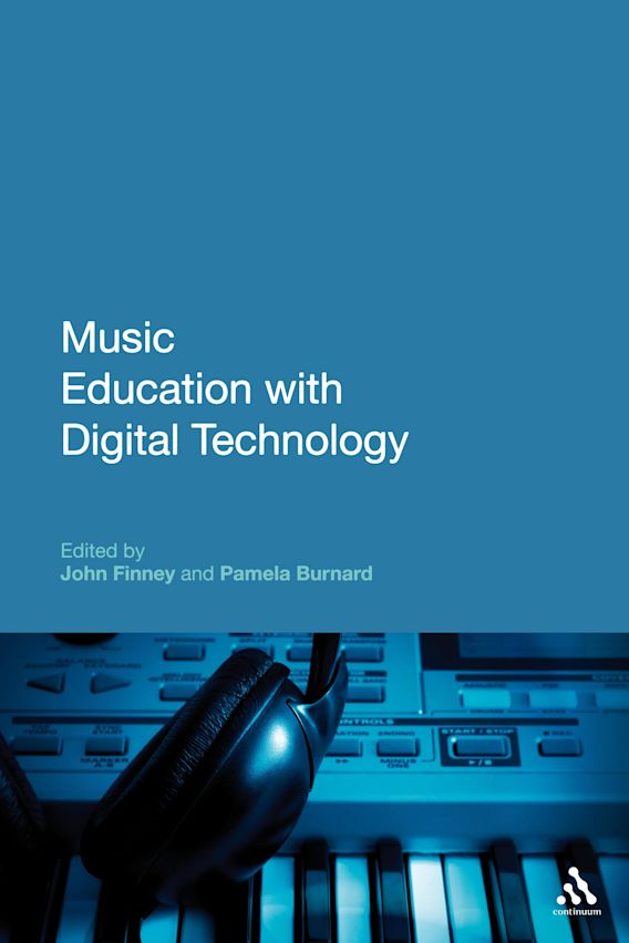 Music Education with Digital Technology cover