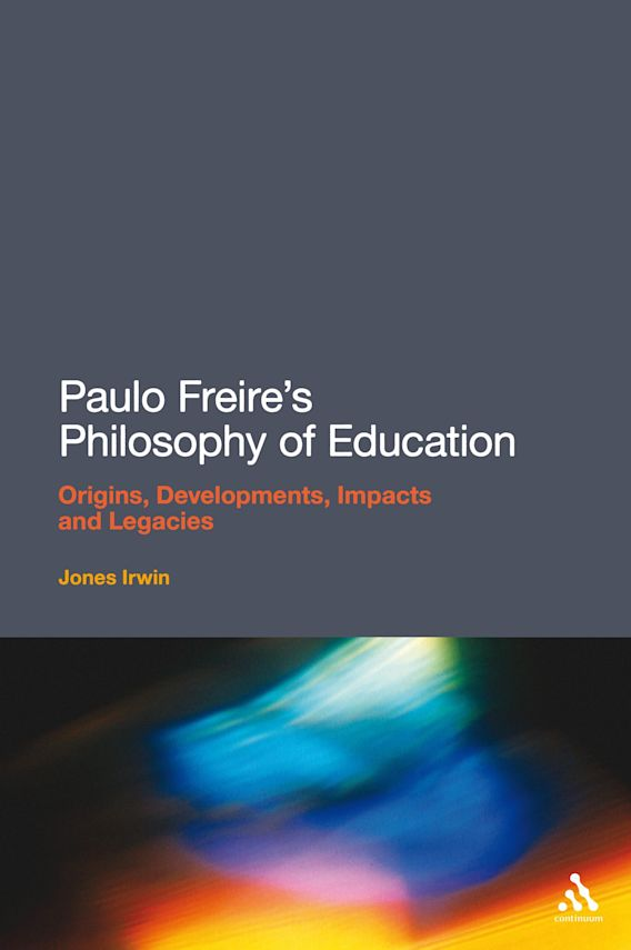 Paulo Freire's Philosophy of Education cover