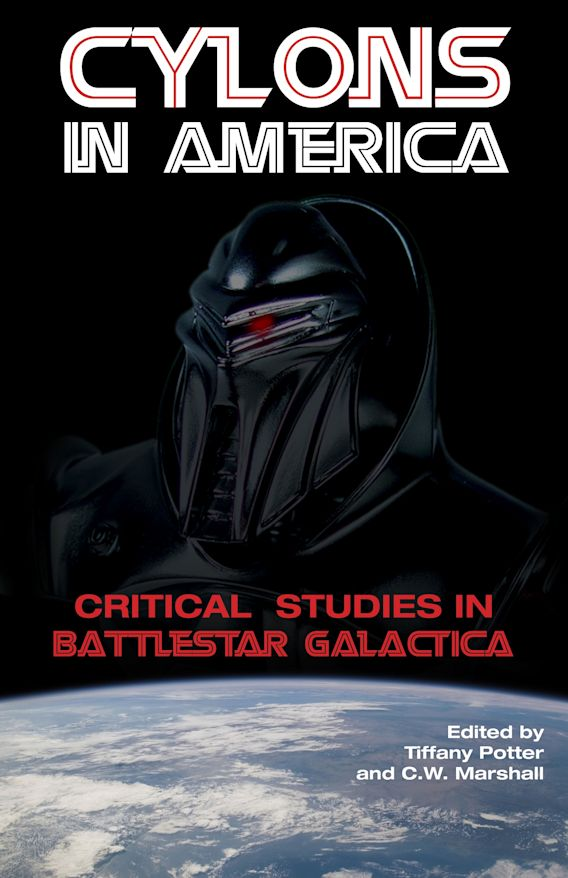 Cylons in America cover