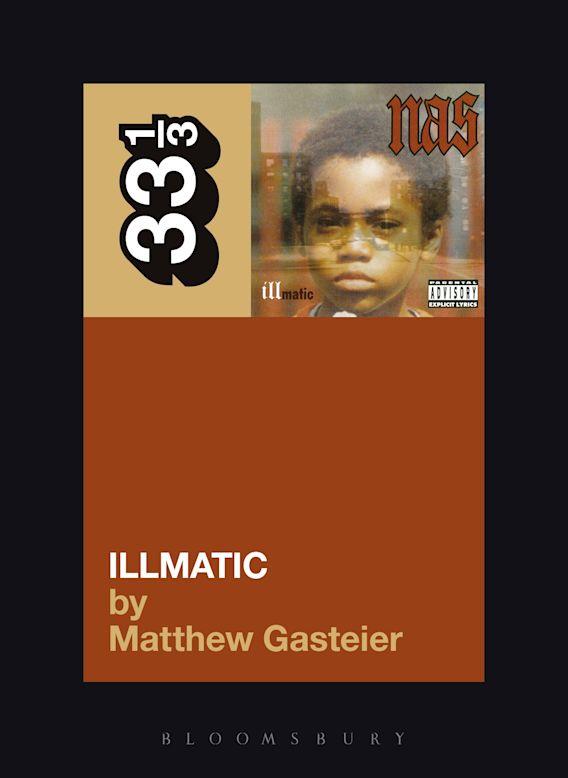 Nas's Illmatic cover