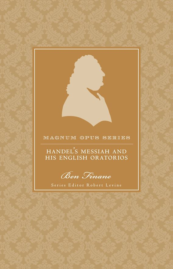 Handel's Messiah and His English Oratorios cover