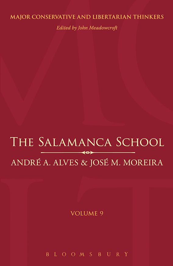The Salamanca School cover