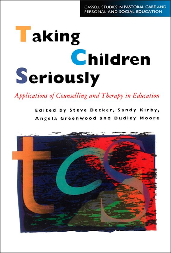 Taking Children Seriously cover