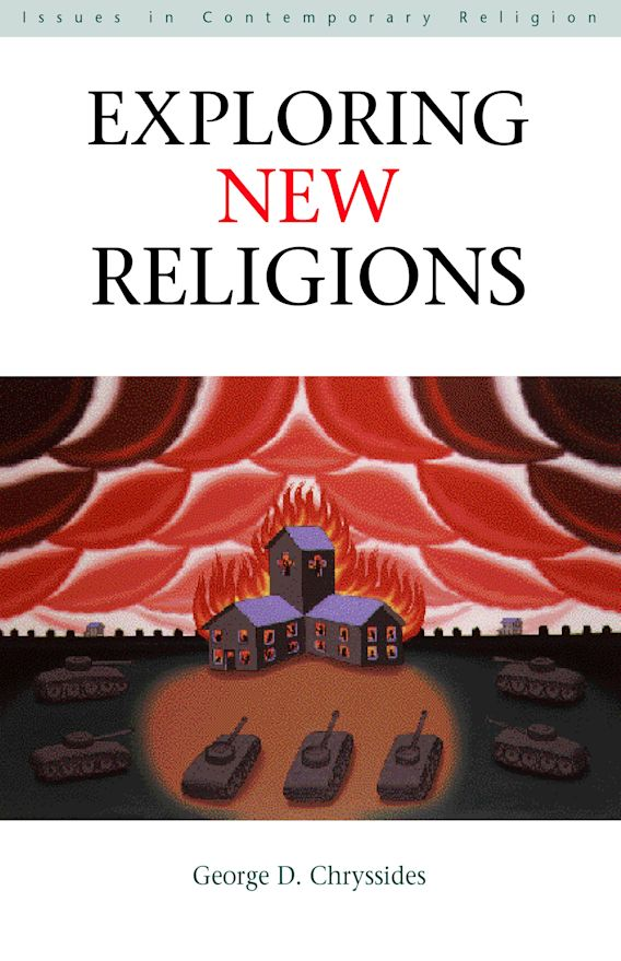 Exploring New Religions cover