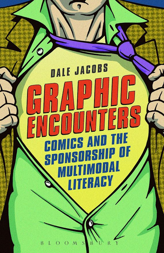 Graphic Encounters cover