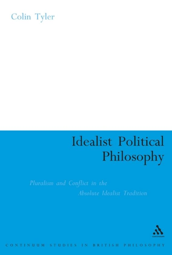 Idealist Political Philosophy cover