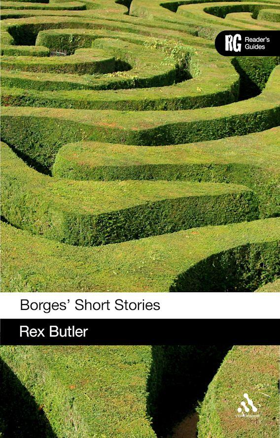 Borges' Short Stories cover