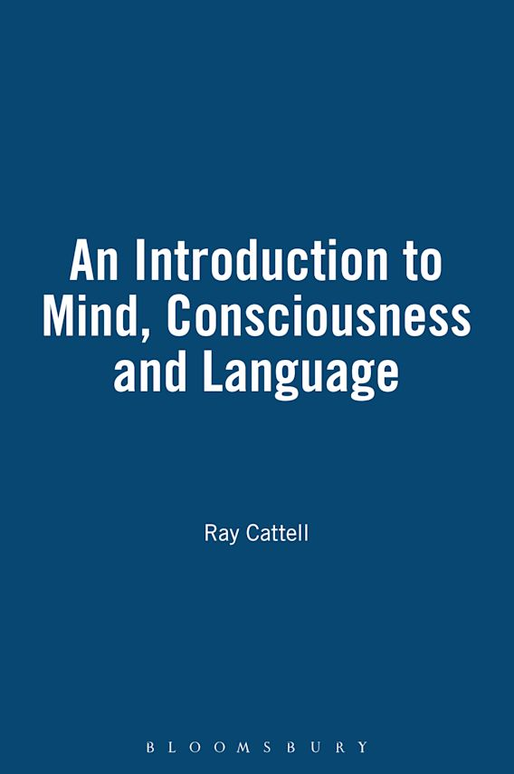 An Introduction to Mind, Consciousness and Language cover