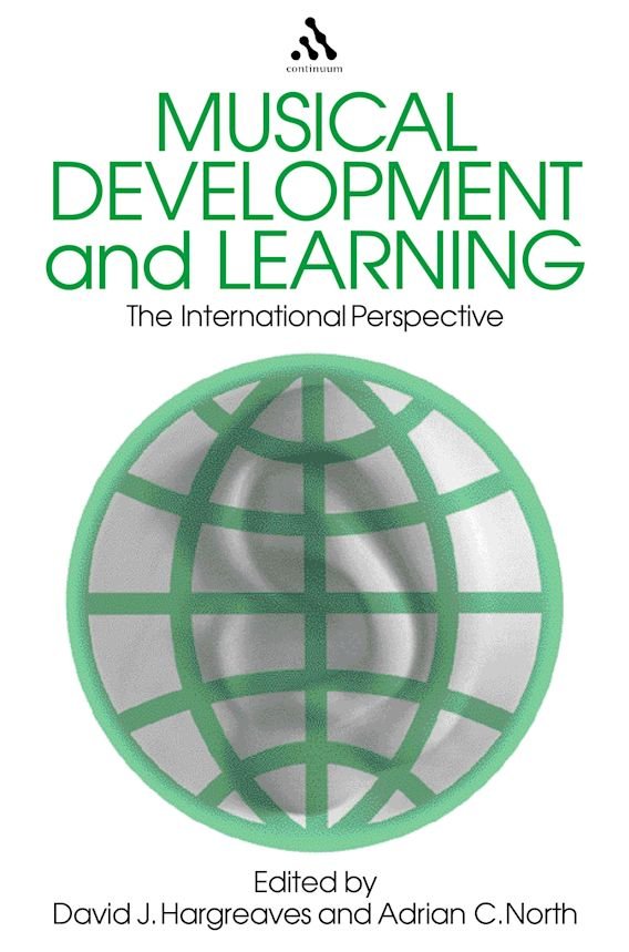 Musical Development and Learning cover