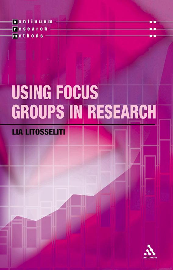 Using Focus Groups in Research cover