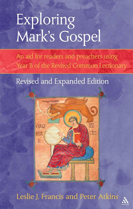 Exploring Mark's Gospel cover