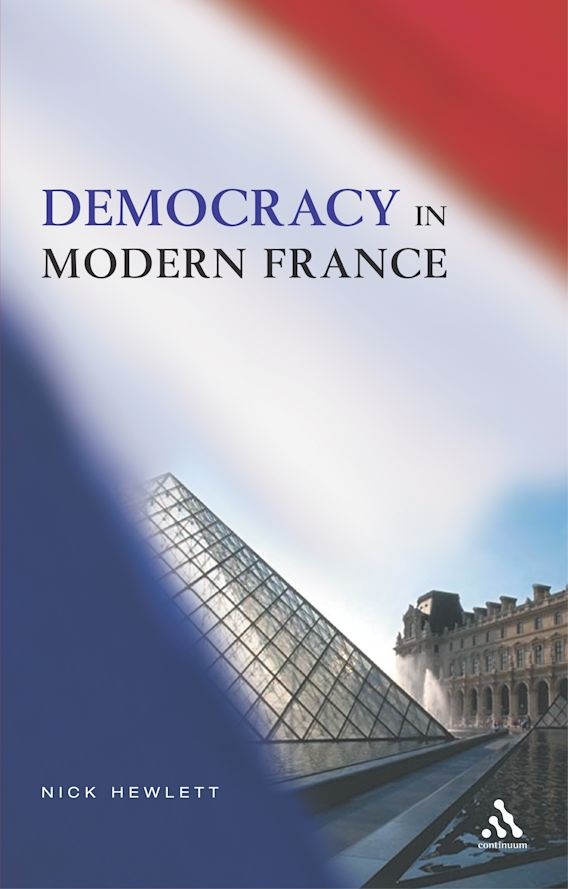 Democracy in Modern France cover