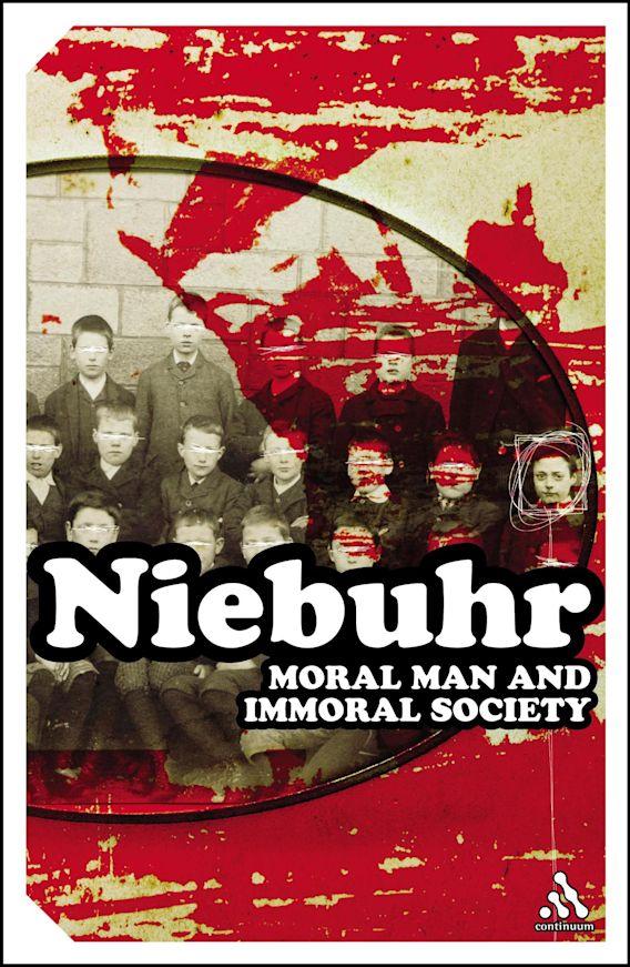 Moral Man and Immoral Society cover