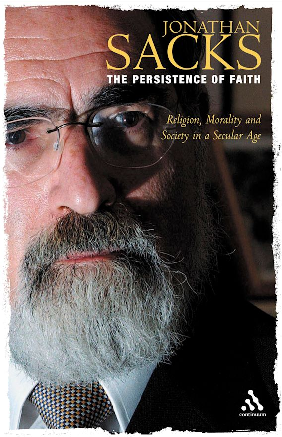 The Persistence of Faith cover