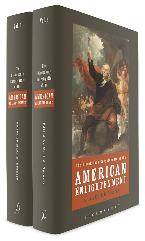 The Bloomsbury Encyclopedia of the American Enlightenment cover