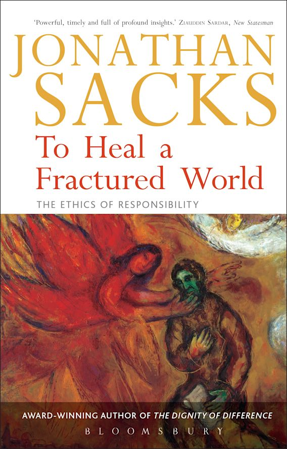 To Heal a Fractured World cover