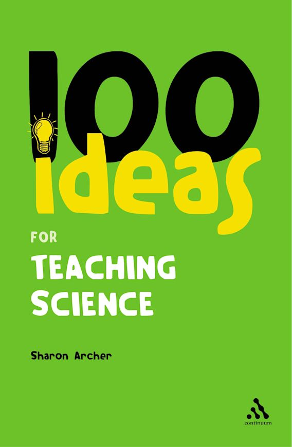 100 Ideas for Teaching Science cover