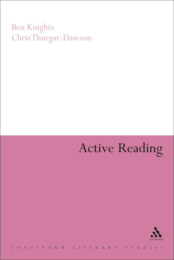 Active Reading cover
