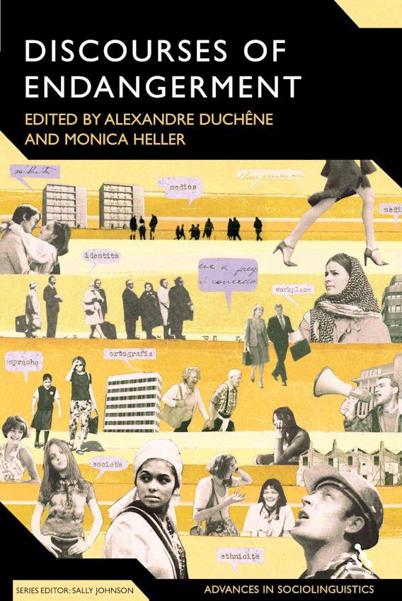 Discourses of Endangerment cover