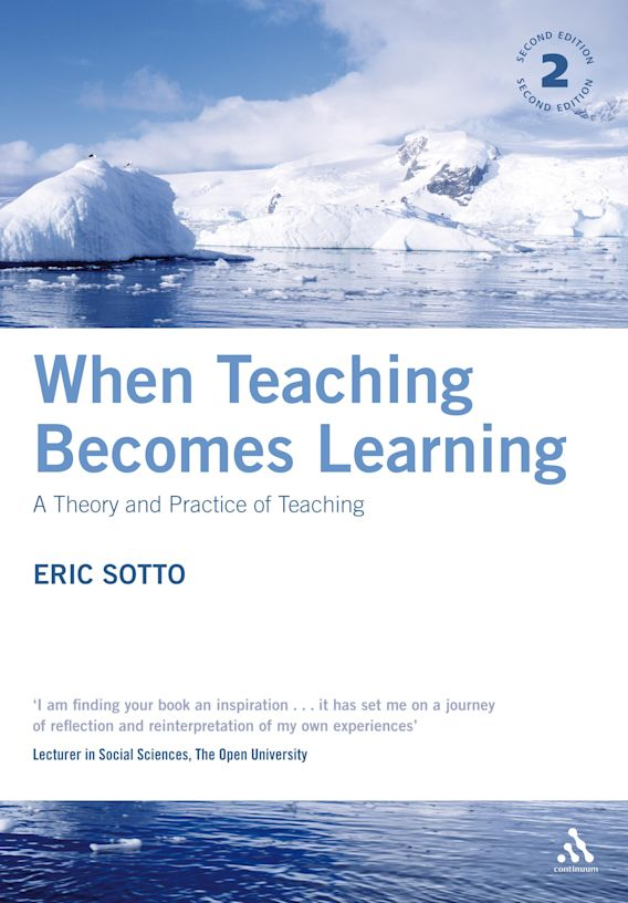When Teaching Becomes Learning cover