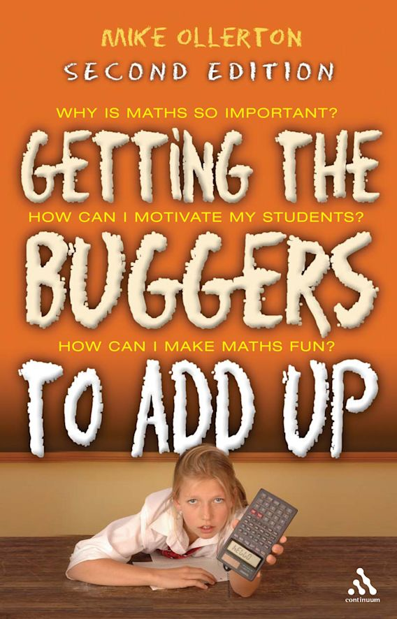 Getting the Buggers to Add Up 2nd Edition cover