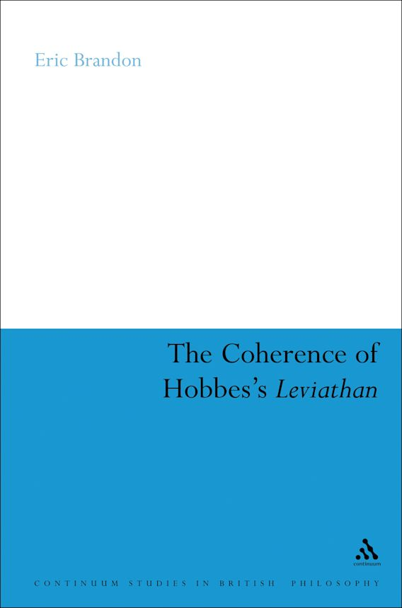 The Coherence of Hobbes's Leviathan cover
