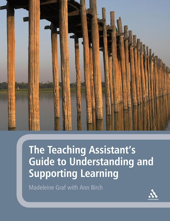 The Teaching Assistant's Guide to Understanding and Supporting Learning cover