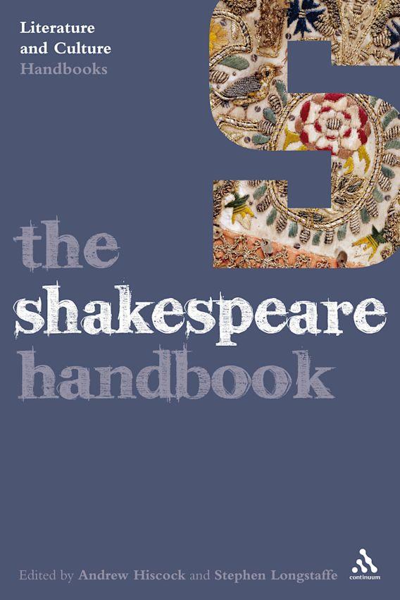 The Shakespeare Handbook cover