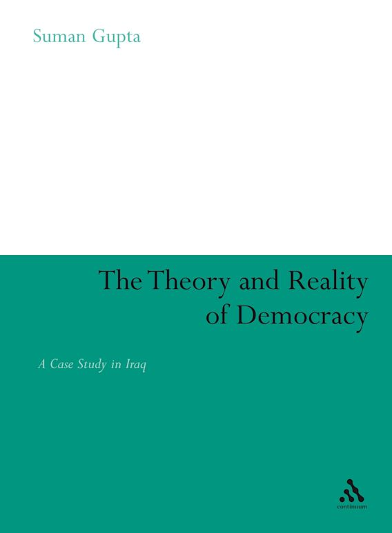 Theory and Reality of Democracy cover