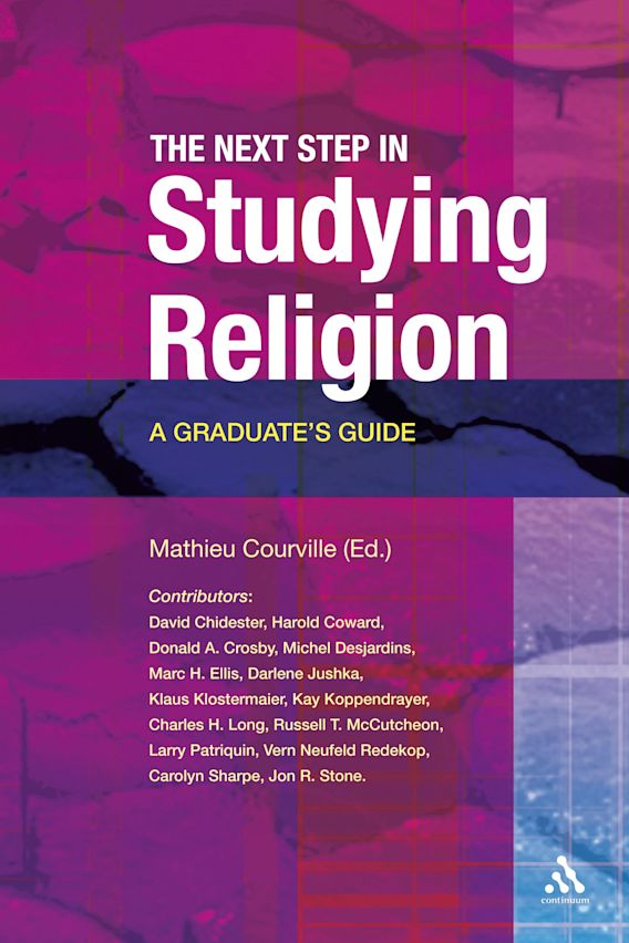The Next Step in Studying Religion cover