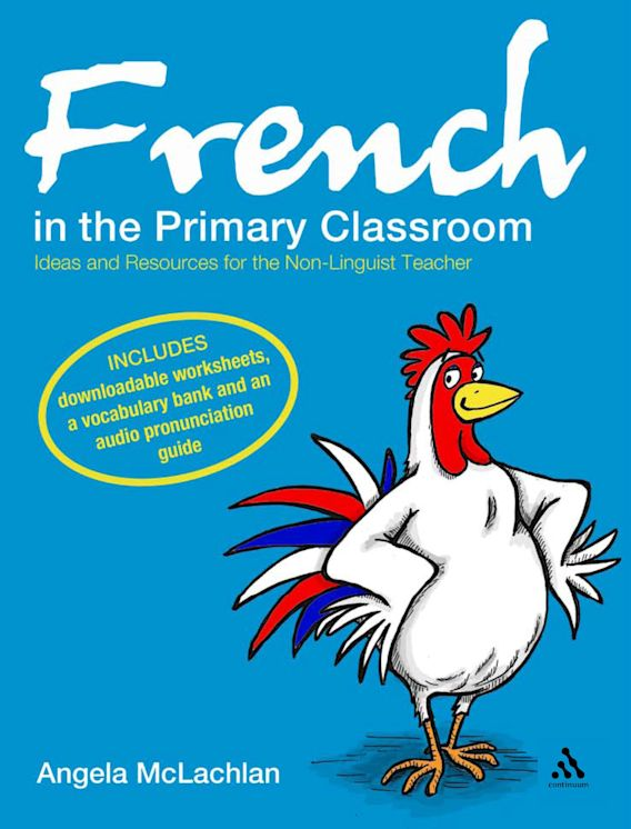 French in the Primary Classroom cover