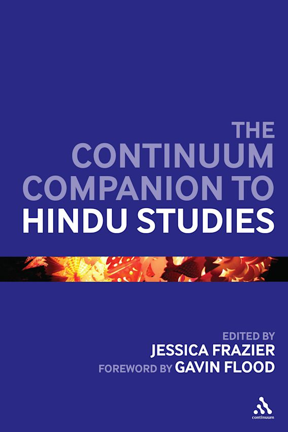 The Continuum Companion to Hindu Studies cover