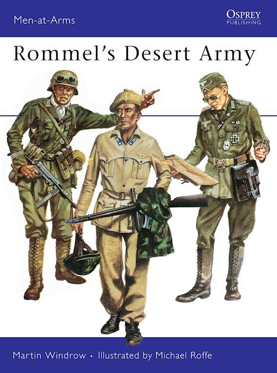 Rommel's Desert Army cover