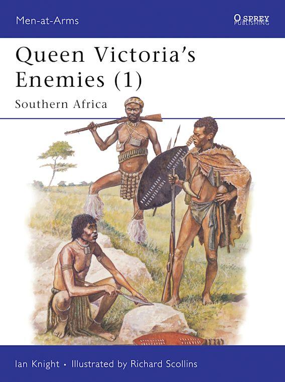 Queen Victoria's Enemies (1) cover