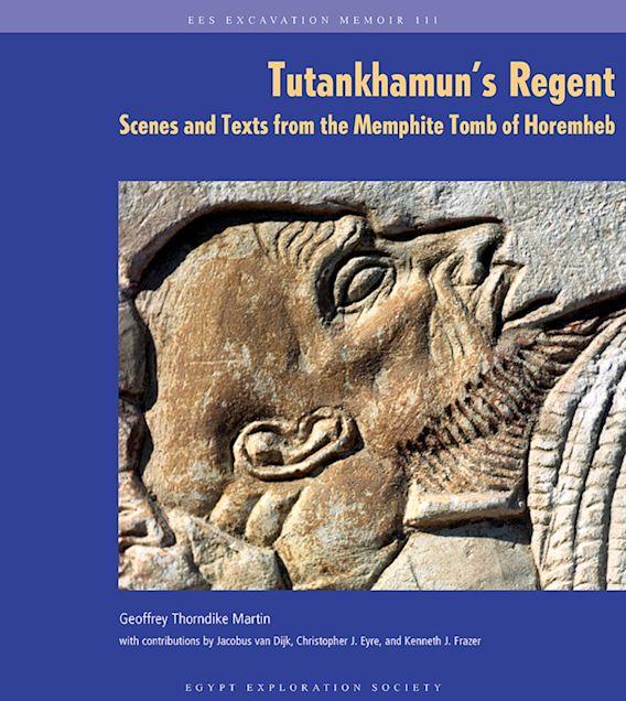 Tutankhamun's Regent cover
