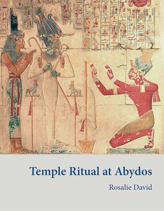 Temple Ritual at Abydos cover