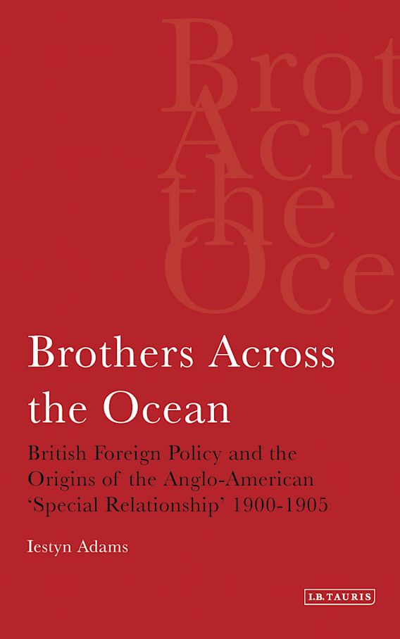 Brothers Across the Ocean cover