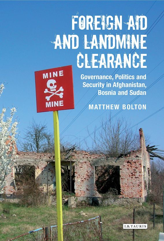 Foreign Aid and Landmine Clearance cover